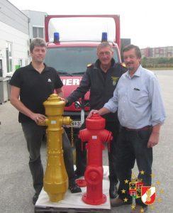 Feuerwehr Hydranten